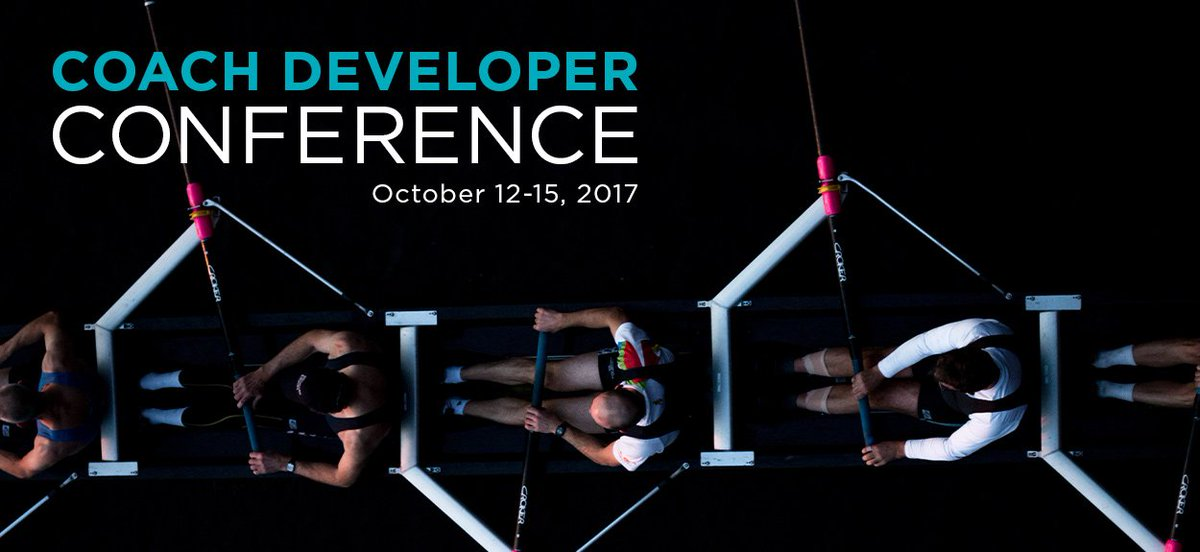 Join us in for the 2017 Coach Developer Conference (Oct. 12 - 15). #MCD Professional Development, #LF &amp; #CE sessions  http:// ow.ly/wi0m30eux5j  &nbsp;  <br>http://pic.twitter.com/y28NAALzVS