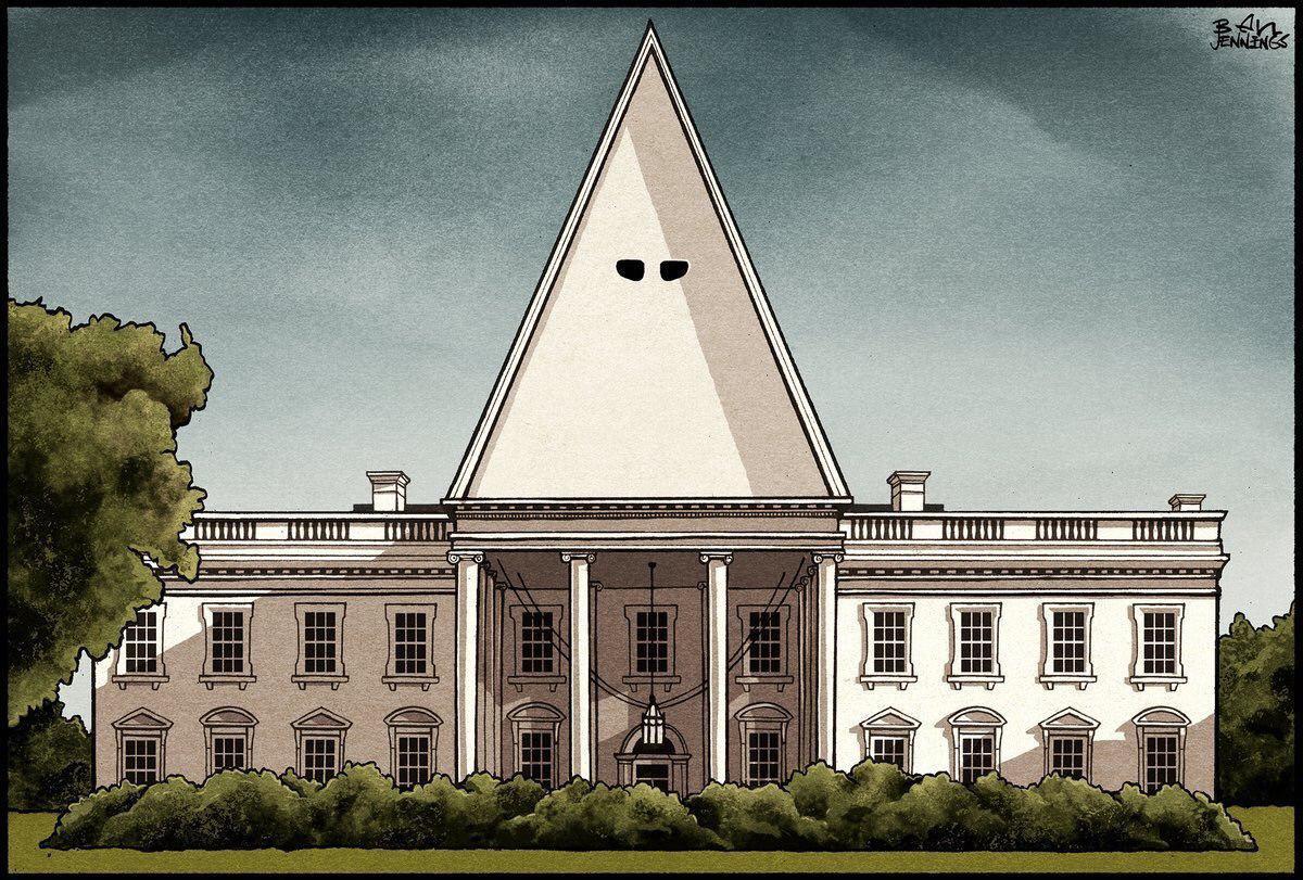 Casa Branca Por Ban Jennings https://t.co/Yxe0BqrAU2