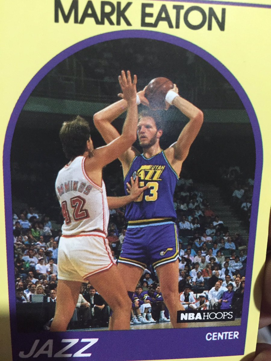 "Mark Eaton on Twitter ""Repost from rudygobert27 Always great to"