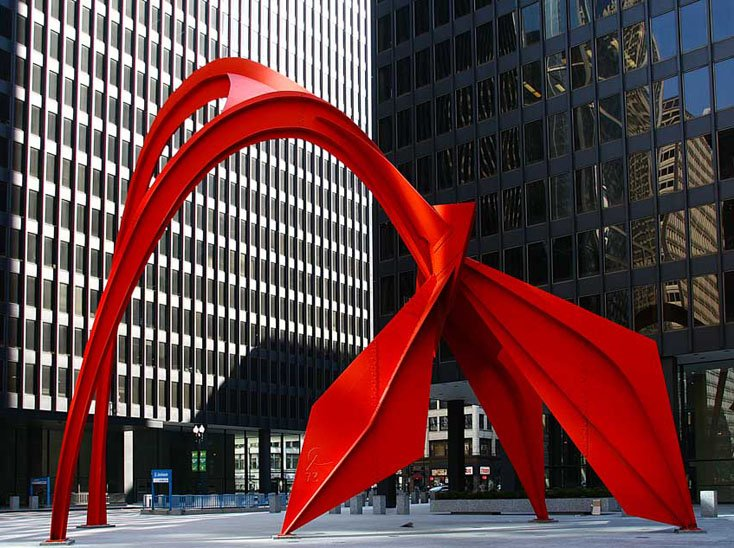 &quot;In art lightness is seriousness, also, because it is a lightness based on things truly seen...&quot; Eli Siegel #Calder  http:// bit.ly/2f5vuW6  &nbsp;  <br>http://pic.twitter.com/sSzjG0y0Gk