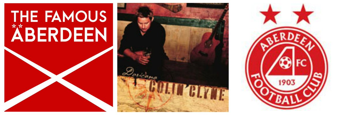 HAPPENING TOMORROW #Aberdeen Catch your local singer/writer @colinclyne song &quot;Stonehaven Radio Station and Me&quot;playing at @AberdeenFC game<br>http://pic.twitter.com/eh05gTSsNc