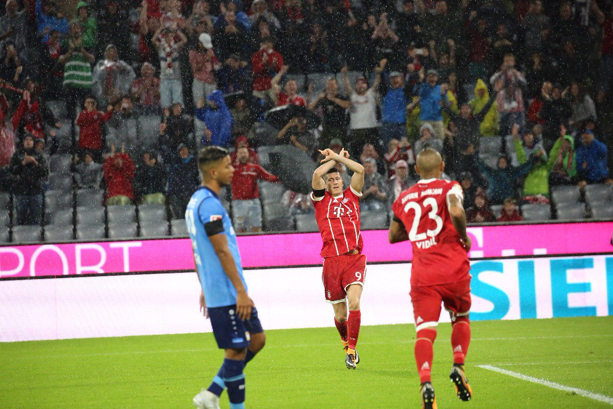 Video: Bayern Munich vs Bayer Leverkusen