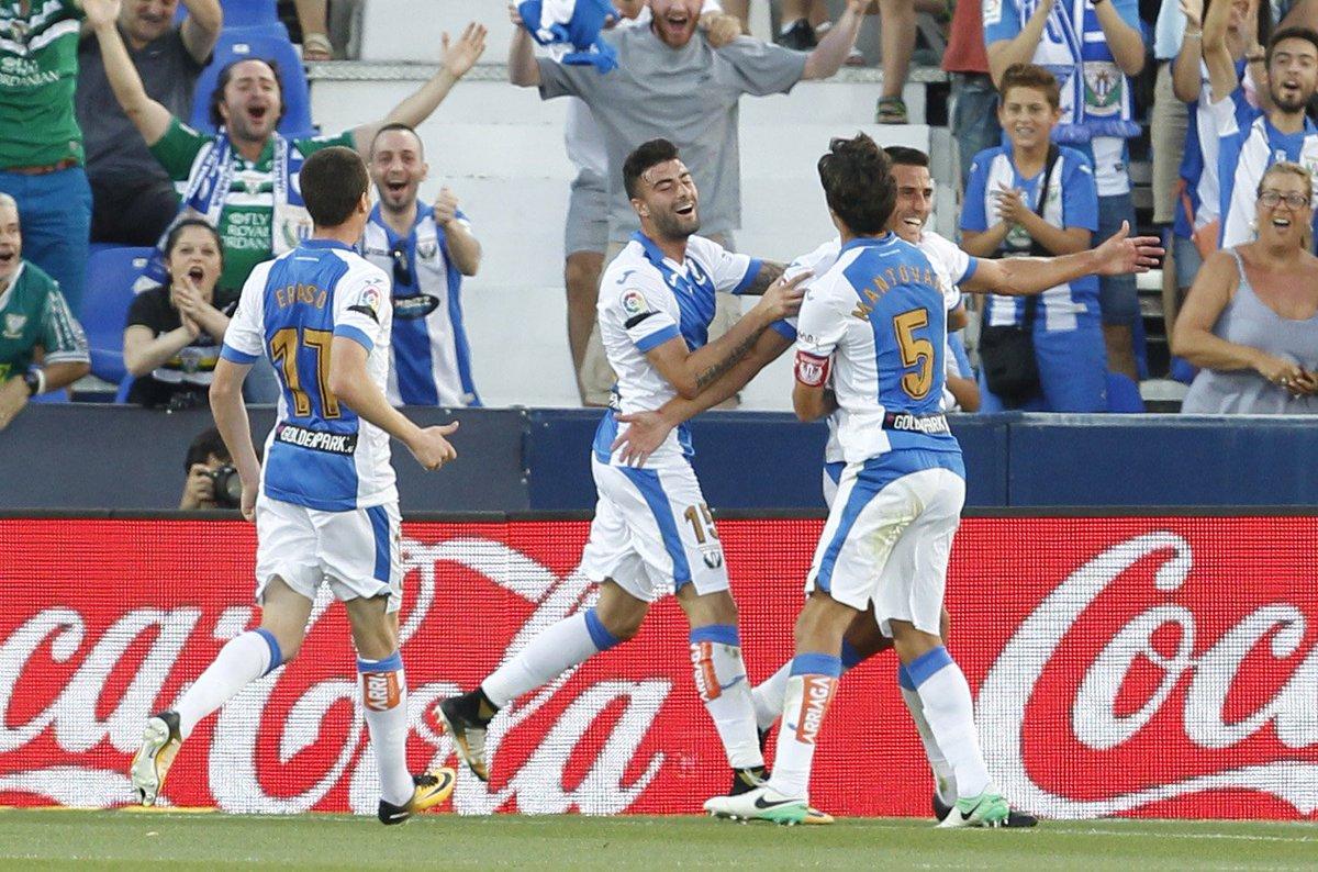Video: Leganes vs Deportivo Alaves