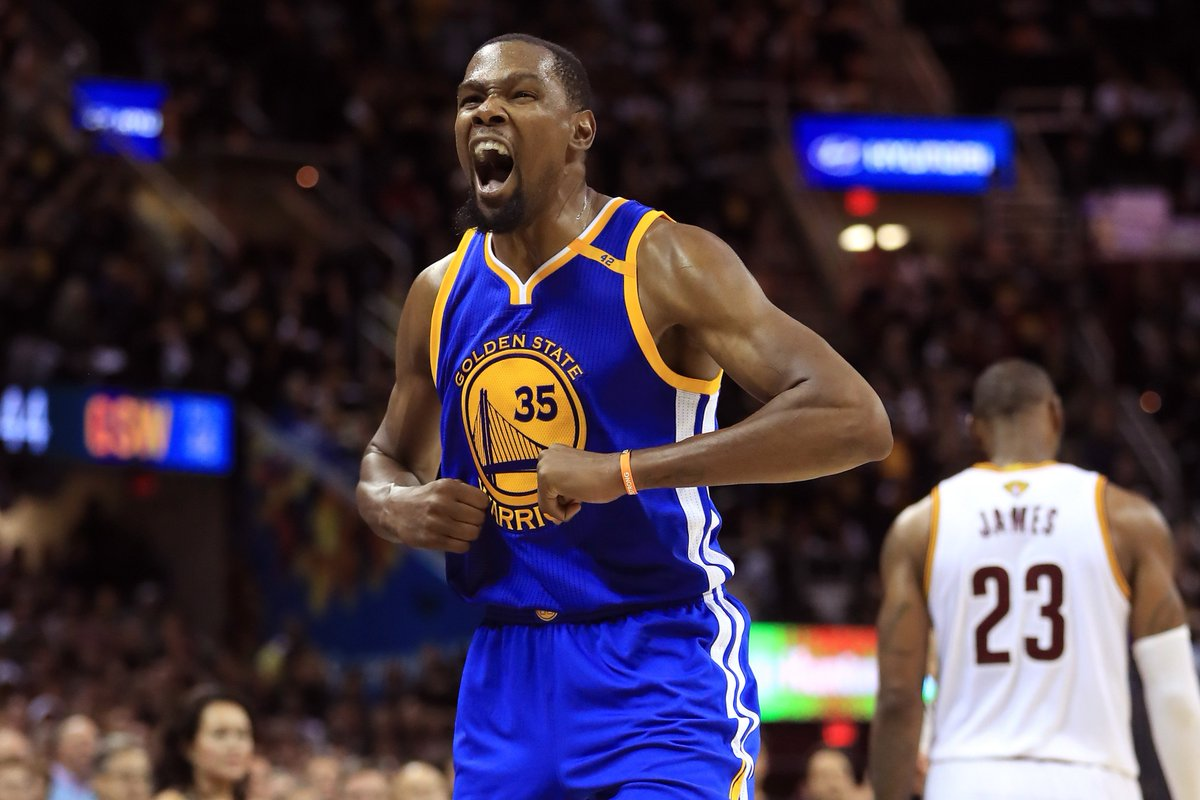 Kevin Durant claps back at teacher who tells students to be like Micha...