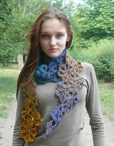 https://www. etsy.com/KaOliaCreative Studio/listing/546834115/crochet-scarf-knitted-neckwarmer-lariat?ref=listing-shop-header-0 &nbsp; …  New colors #Crochet flower #scarf #KaOliaCreative #flower #handmade #forHer #StreetStyle #bohemian #contemporary <br>http://pic.twitter.com/7eTpQeTs11