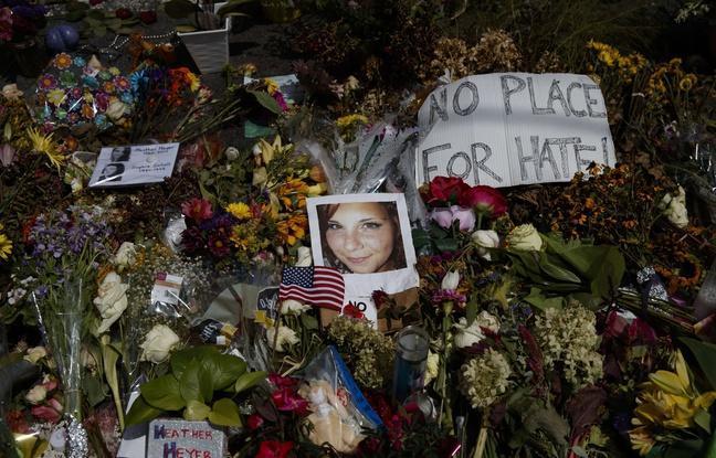 #Rediff VIDEO. Manifestation d'extrême droite à Charlottesville: «Ils ont essayé de tuer ma fille pour la faire... https://t.co/uDwgDXO4AY