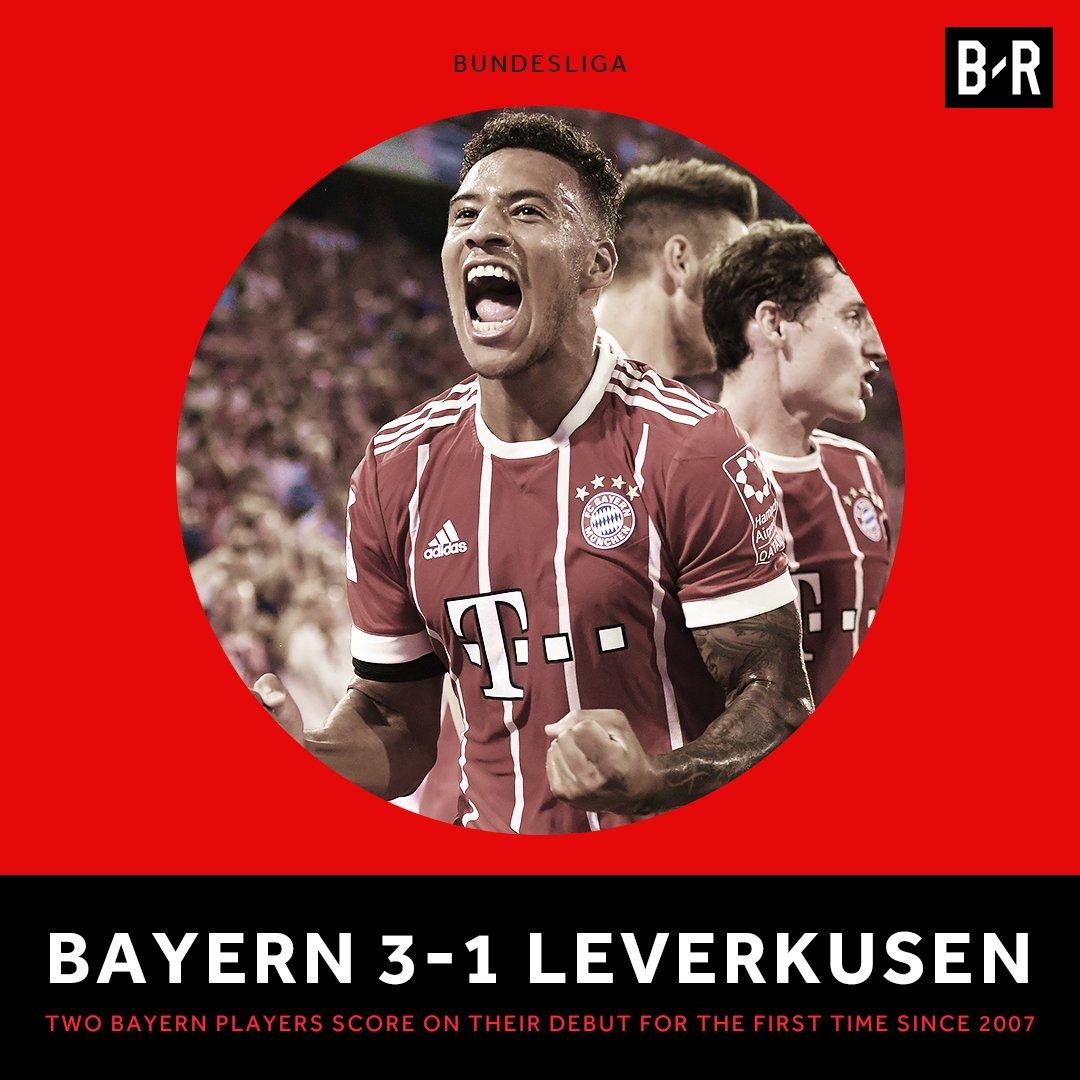 New Bundesliga season.   Same ol' Bayern. https://t.co/cXhxAa4FYi