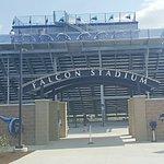 Counting down to kickoff... #FalconStadiumOpening @PMFalconSports @PMHS_Principal