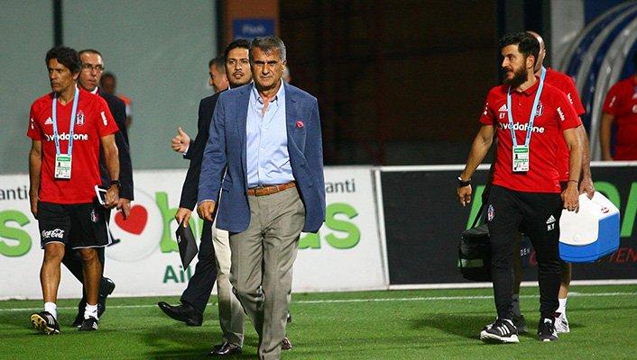 Şenol Güneş: 'Oyun üstünlüğü skora yansımadı'   #Beşiktaş
