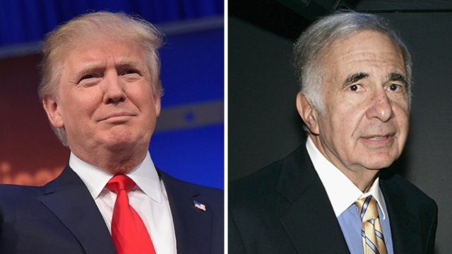 JUST IN: Carl Icahn leaves role as Trump's regulatory adviser https://...