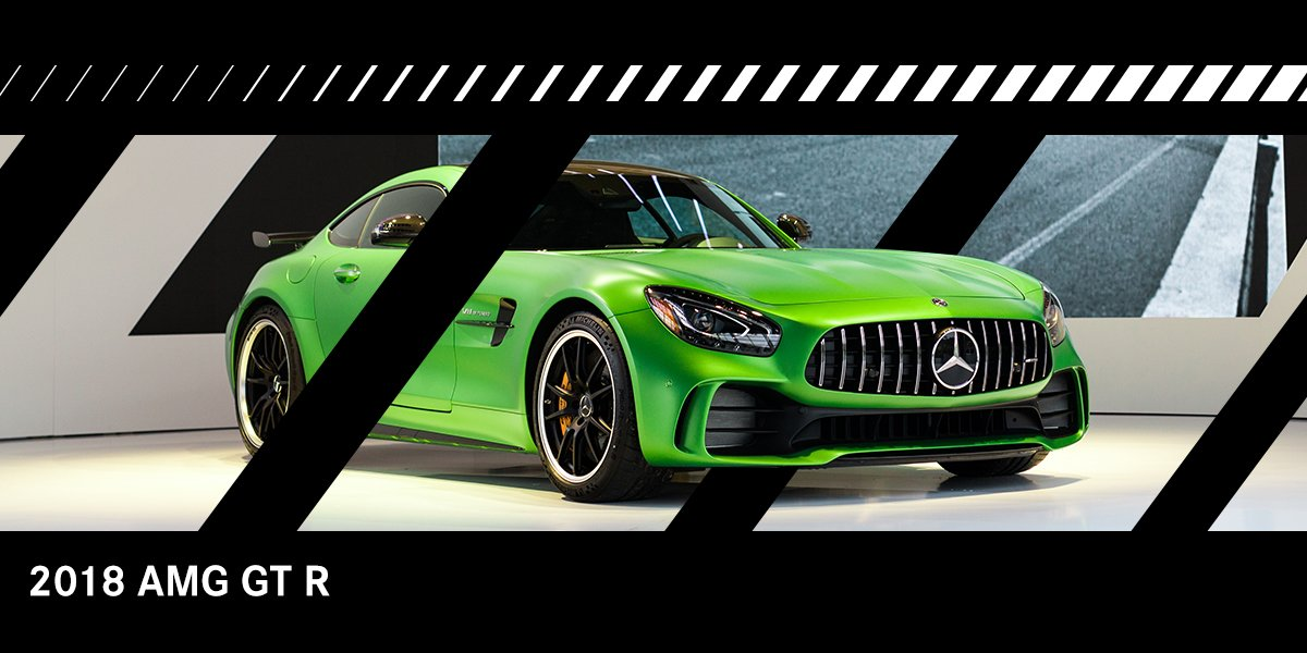Beast mode: activated. The #AMG #GTR is an empty road?s worst nightmare & the embodiment of 50 years of performance. #PebbleBeachConcours https://t.co/CRNXNIGOzy