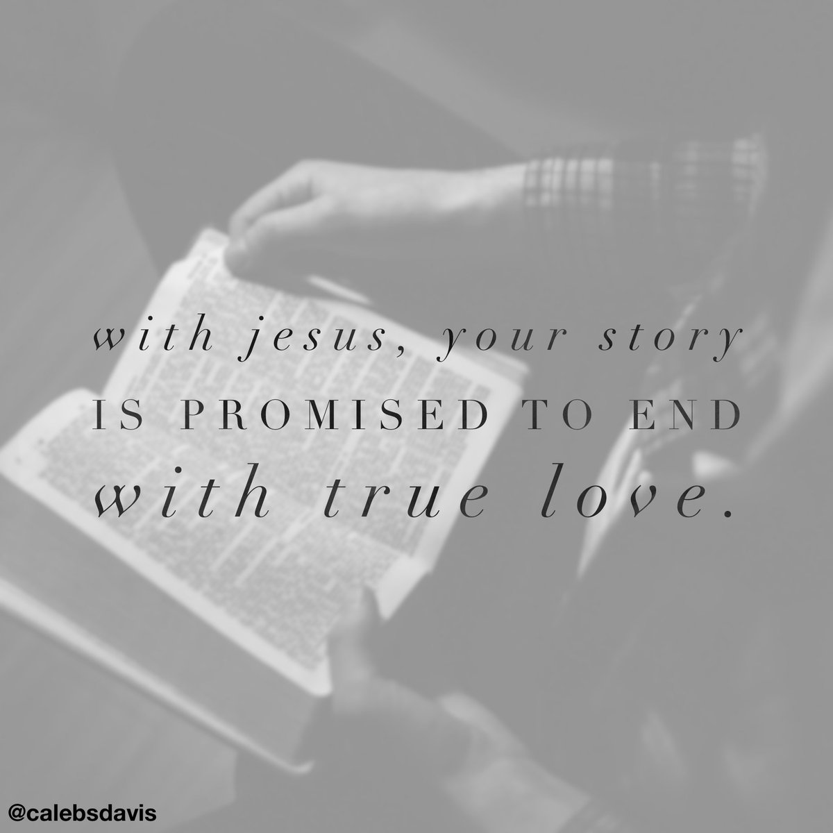 With Jesus, your #story is promised to end with true love.  #novel #love #simplylovejesus<br>http://pic.twitter.com/UTjYuNau4u