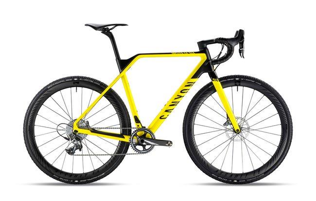 Canyon adds carbon bikes to its cyclocross line: https://t.co/kMEZaq2G8h
