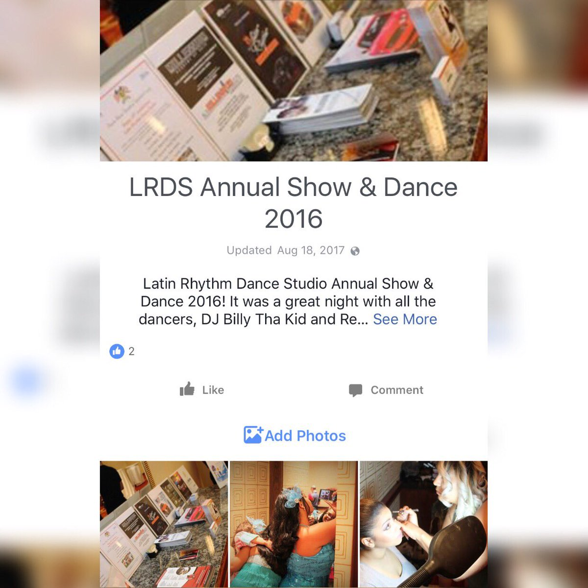 NEW 2016 Annual Show Album on  http://www. facebook.com/LatinRhythmStu dio &nbsp; …  #FBF #FlashbackFriday #LRDS #Dance #DanceLife #StratfordCT #CTSalsa #FridayFeeling<br>http://pic.twitter.com/gYMPyA1MWW