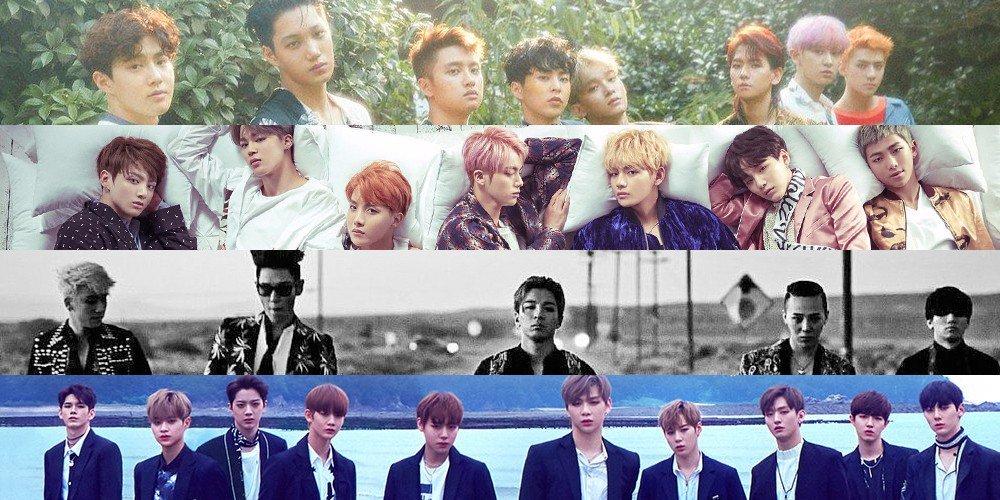 The superlatives of K-pop: Boy group edition https://t.co/IRdC4AuszF h...