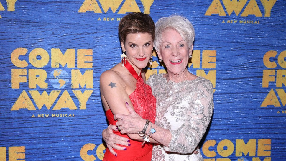 The story behind @wecomefromaway's Captain Beverley Bass https://t.co/...