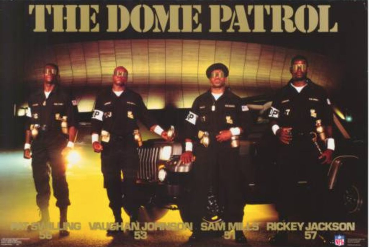 #FlashbackFriday: Dome Patrol ⚜️ https://t.co/8LVKtHfDNL