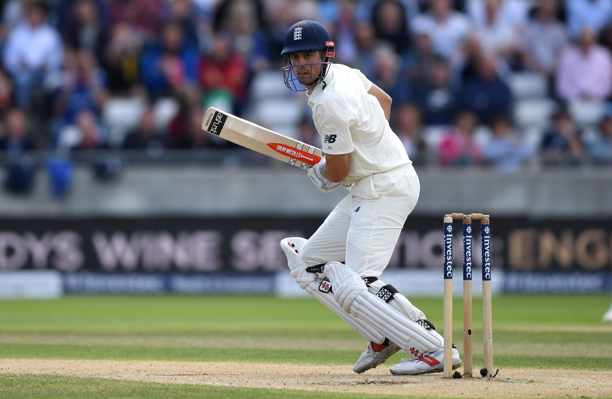 RT @bbctms: PODCAST:   Our review as Cook doubles up at Edgbaston.   https://t.co/d1jD2amS38  #bbccricket https://t.co/7epciea1Gn