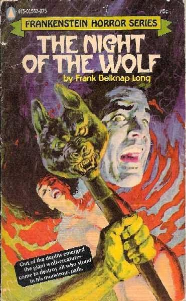 Night of the Wolf, (1972), #Frankenstein #Horror #Series, #cover Gray Morrow<br>http://pic.twitter.com/xUXPPCAWkJ