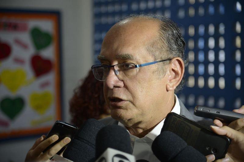 Gilmar Mendes diz que não tem relação com Jacob Barata Filho https://t.co/Hbtx2oICl9 (📷 Tomaz Silva/Arquivo ABr)