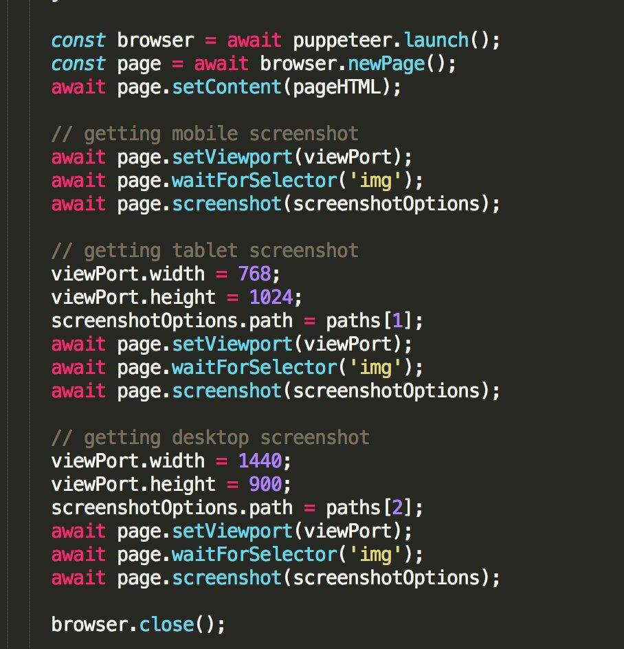 টুইটারে Chrome DevTools: