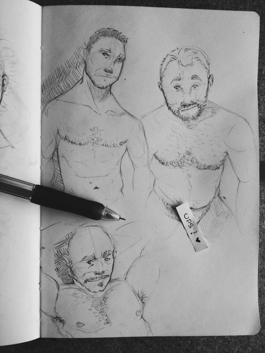 Im drawing so many #daddies lately. Hope u like em  <br>http://pic.twitter.com/lHYiMyD4yH