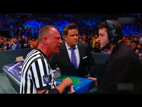 Baron Corbin Fails His Money In The Bank Cash In – WWE SmackDown Live ...