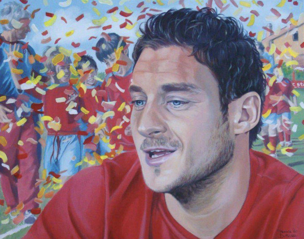 @Totti   instagram :  https:// instagram.com/p/BX9E2jzgaQB/  &nbsp;    #ASRoma #Totti #Capitano #Cesolouncapitano #ASR #Legend<br>http://pic.twitter.com/t2yfbYX32C