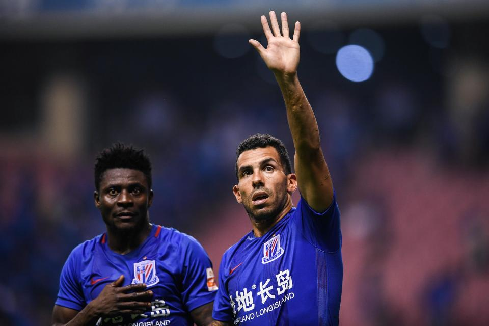 Shanghai fans urge beg Carlos Tevez NOT to return from Argentina https://t.co/FIvsOwvaKZ