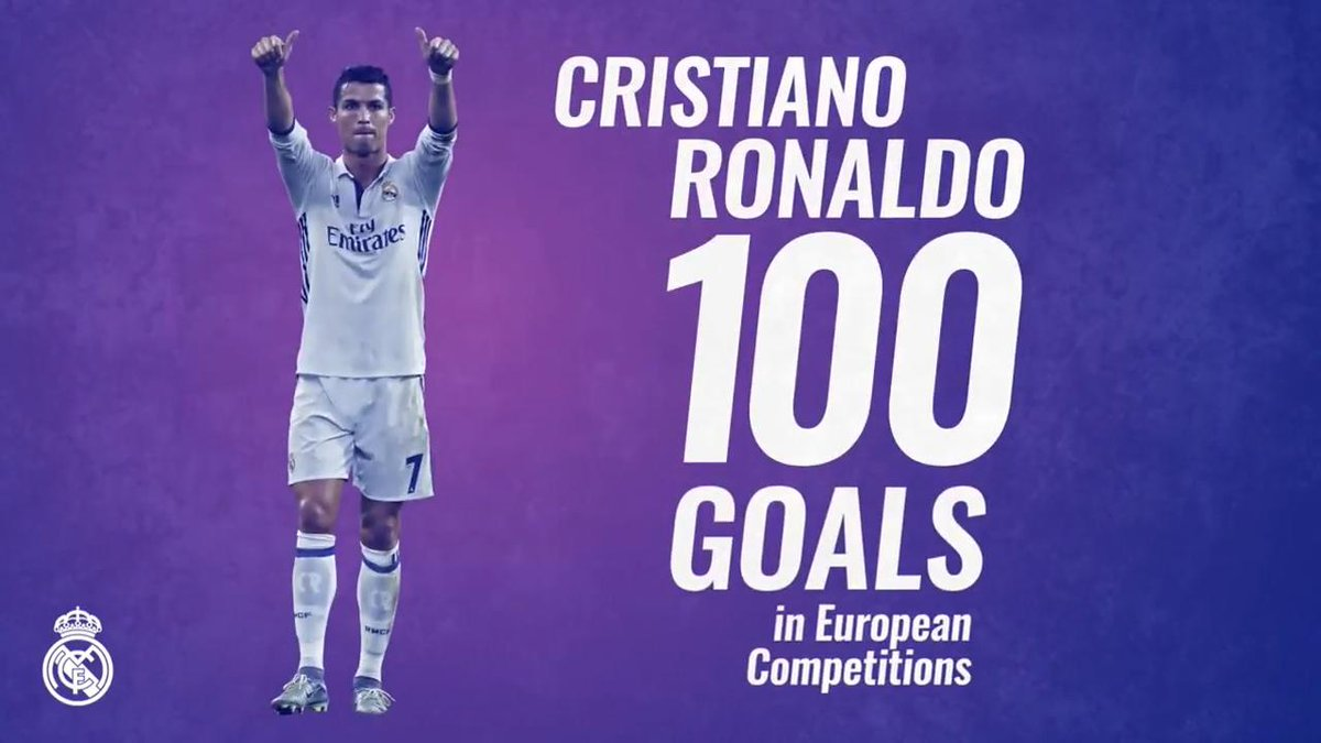 Dec: Won #ballondor  Mar: Scored 70th NT goal Apr: 1st player to score 100 #UCL goals May:Top scorer in Europe&#39;s top 5 leagues (2/2)<br>http://pic.twitter.com/WEMpzvUCew