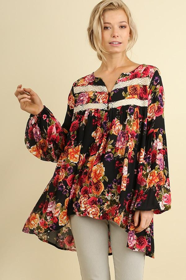 #NewArrivals #Nancy floral #tunictop available now at  http:// Vegastyleboutique.com  &nbsp;   #OOTD #Fashion #Fashionista #FlowerPower #Onlineshopping<br>http://pic.twitter.com/U4DAKRkCmg