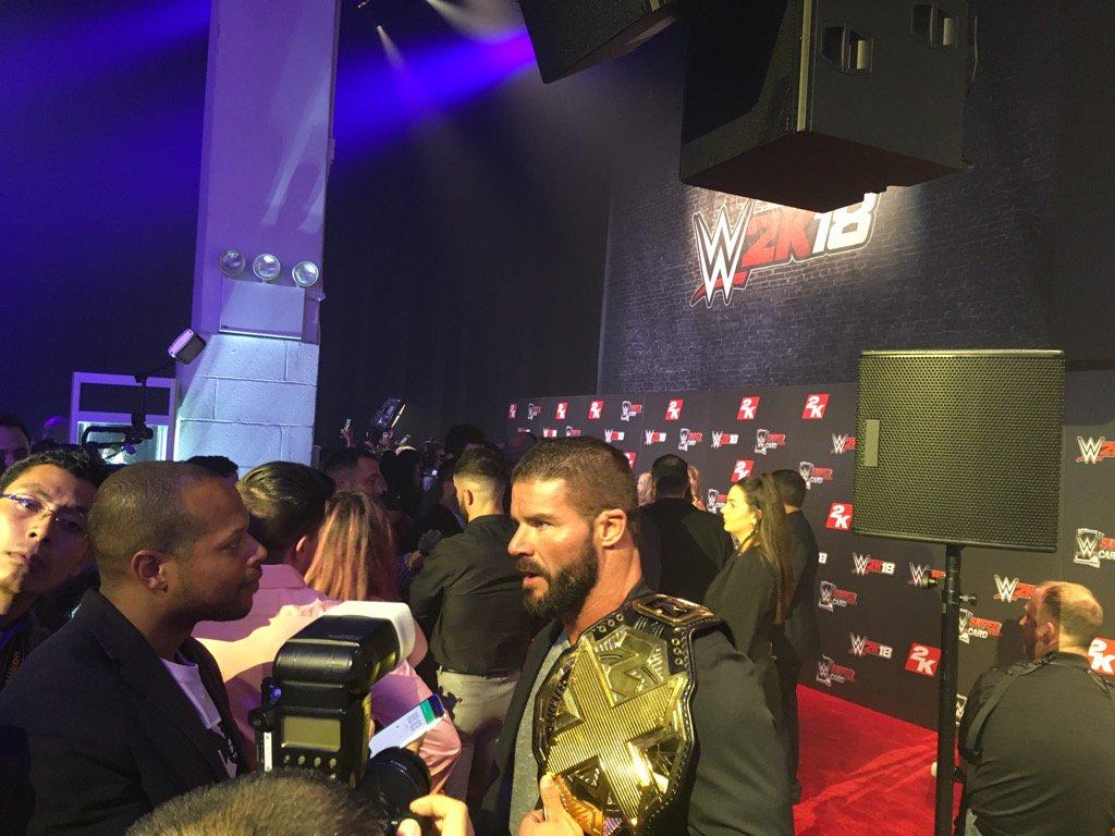.@REALBobbyRoode #2KSummerSlam #WWE2K18 @WWESuperCard https://t.co/cUz...