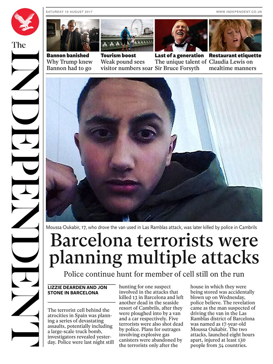 Tomorrow's @independent front page #tomorrowspaperstoday To subscribe...