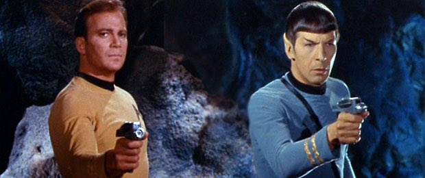 'Set phasers for exfoliate' #ThingsNeverSaidOnStarTrek @WilliamShatner...