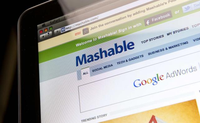 Mashable hires bankers to study options including sale https://t.co/npARqC6S1d https://t.co/Ck7yvO3K0s