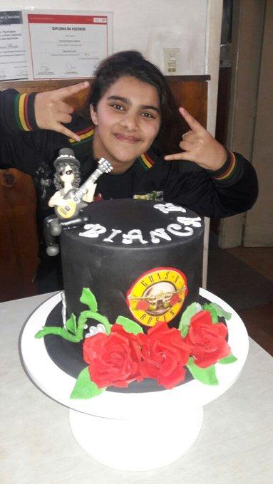 Happy f\ birthday to my! Sorry for my horrible face xdd ajaja