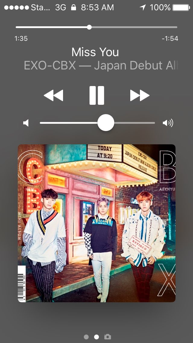 I can keep this song on repeat 24/7. #exo #cbx  <br>http://pic.twitter.com/yojEtDjybV
