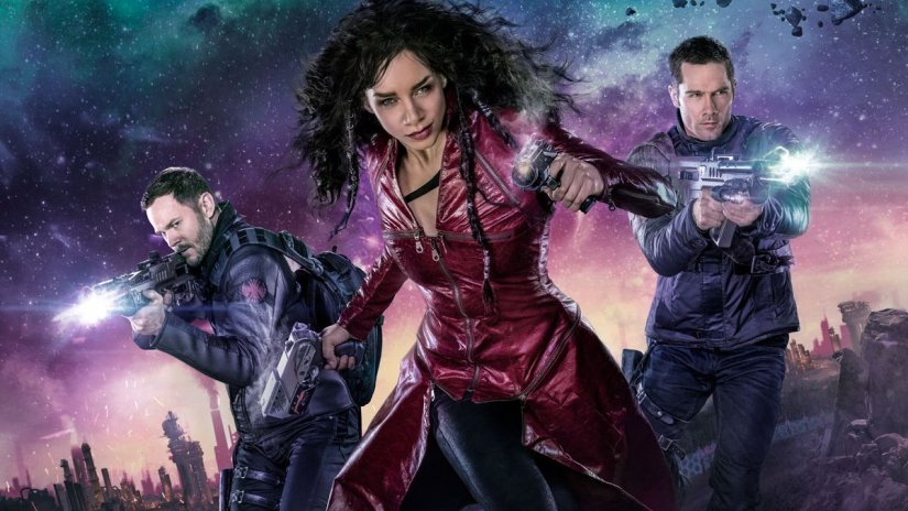 Dutch confronted her demons on an excellent new episode of #Killjoys t...