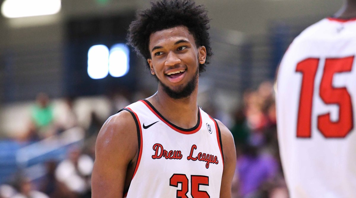 Why @jeremywoo thinks Marvin Bagley III could be the 2018 NBA draft's...