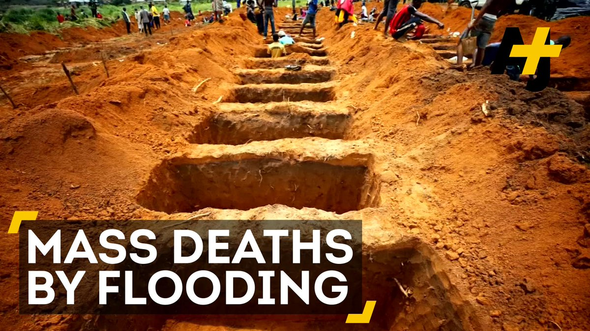 Thousands of people lost loved ones and are now homeless in Sierra Leone.
