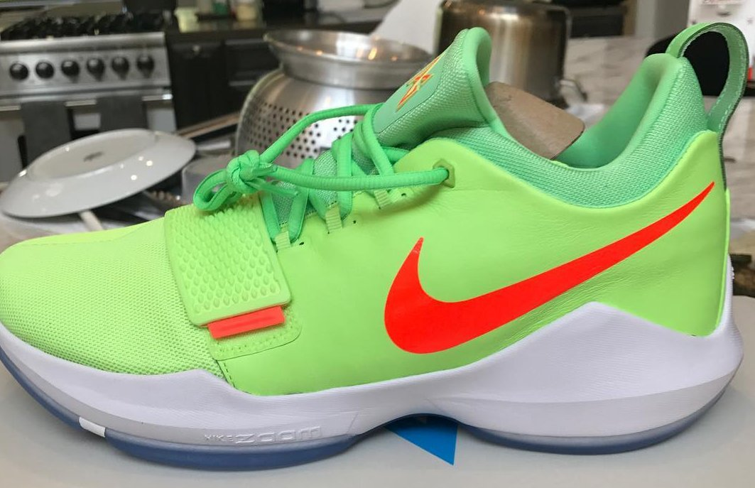 7d3823f59454 paul george shows off the brightest nike pg1 yet