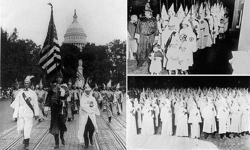 a history of the ku klux klan in the united states Dr felix harcourt, author of ku klux kulture, breaks down the 'mutually beneficial' relationship between the klan and the media so they're saying, here is the klan's secret membership application form isn't it terrible that this is what hate looks like in the united states and people cut that out of their.