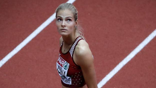Darya Klishina: Russian long jumper on being branded a traitor and competing at London 2017 #darya #klishina…  http:// dlvr.it/Pg4r4M     pic.twitter.com/c430MqhyOT