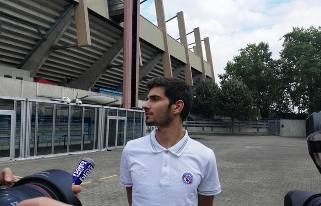 #Rediff Football: Son prêt à peine dévoilé, Martin Terrier s'entraîne déjà avec le Racing club de Strasbourg https://t.co/RC3fa5Bhx5
