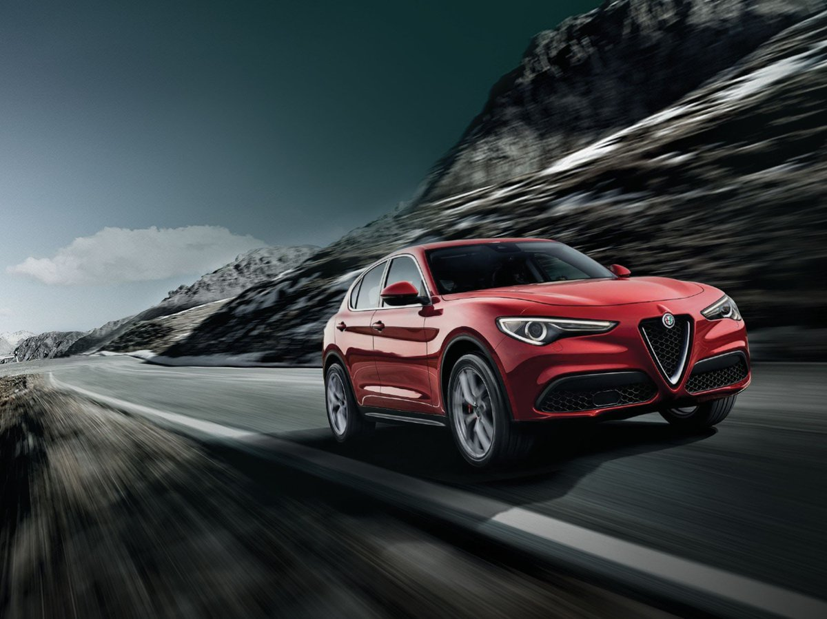 Created for your driving pleasure, the All-New Alfa Romeo Stelvio is more than an SUV. https://t.co/STu5abBom8