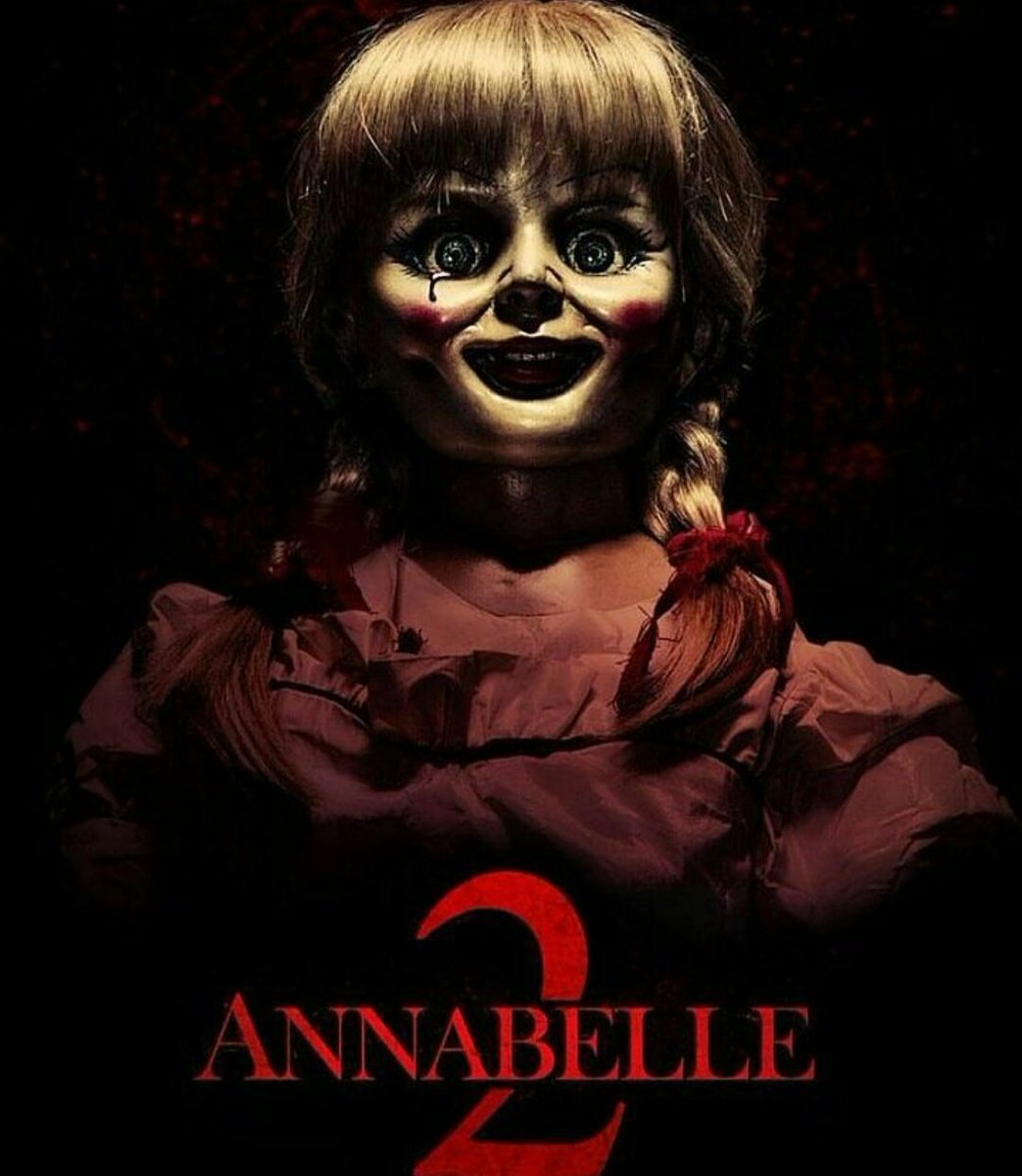 Went to see #AnnabelleCreation again tonight!  #HorrorMovies #horror #scary #Annabelle #movies #Like #RetweeetPlease #like4likes #FolloMe<br>http://pic.twitter.com/DHzz3YvuQ9