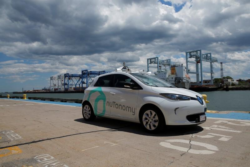 NuTonomy hopes for second-quarter 2018 launch of paid Singapore self-driving car rides https://t.co/STRcxTclzc