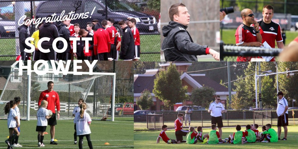 #Congratulations to @Howey_7 for taking the next step in his career. All the best with @WhitecapsFC Residency Program #coach #mentor<br>http://pic.twitter.com/IlSBtBZxCQ &ndash; bij Cloverdale Athletic Park