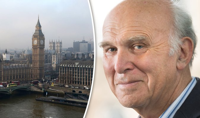 Sir Vince Cable BARELY MENTIONS Lib Dems in 'sex-laden' Westminster politics book https://t.co/nbSHkYGhUo