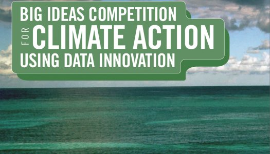 Data innovation competition to climate change launched   https:// buff.ly/2vOvUF8  &nbsp;   #SDG13 #DataRevolution #SEAsia<br>http://pic.twitter.com/rRM79y2Ofv